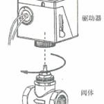 电动二通阀的结构
