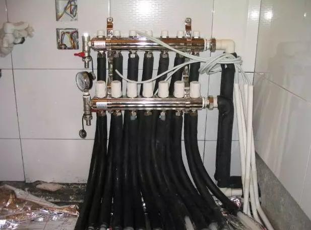 地暖分水器安装时注意这几点,就能省去很多不必要麻烦