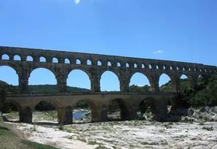 古罗马复杂的水利系统