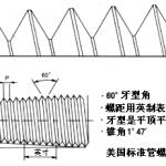 NPT螺纹,PT螺纹,G螺纹和公制螺纹的含义和区别